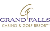 Grand Falls Casino & Golf Resort - Larchwood, IA <br>Just 15 minutes from Sioux Falls, SD<br>712-777-7777